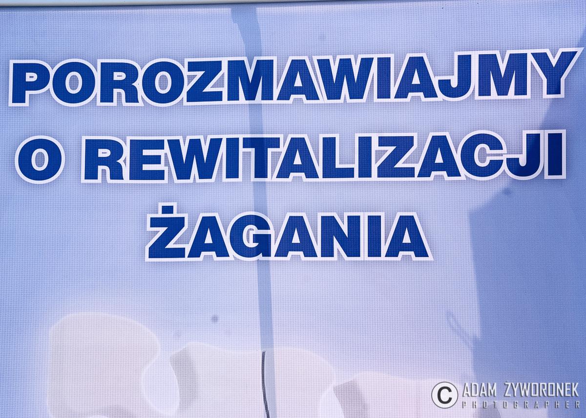 1 lipca 2016 Porozmawiajmy o rewitalizacji Żagania