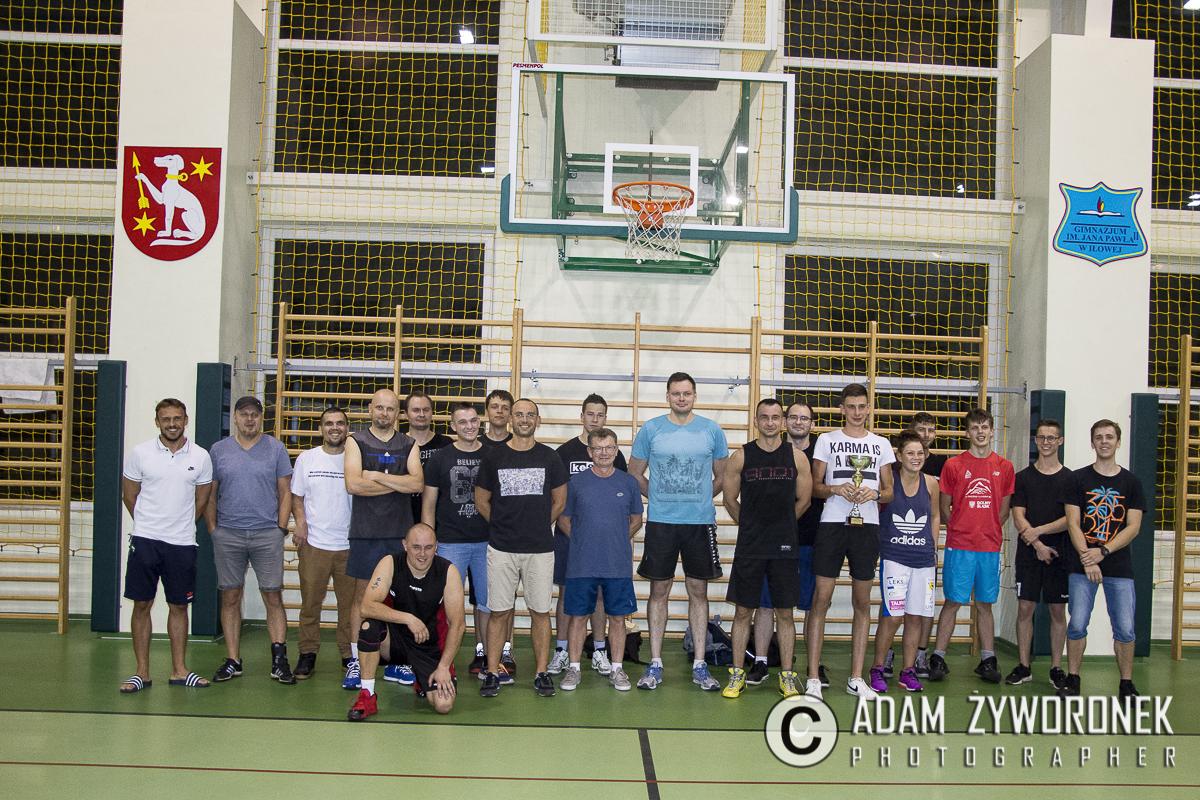 Turniej koszykarski w Iłowej