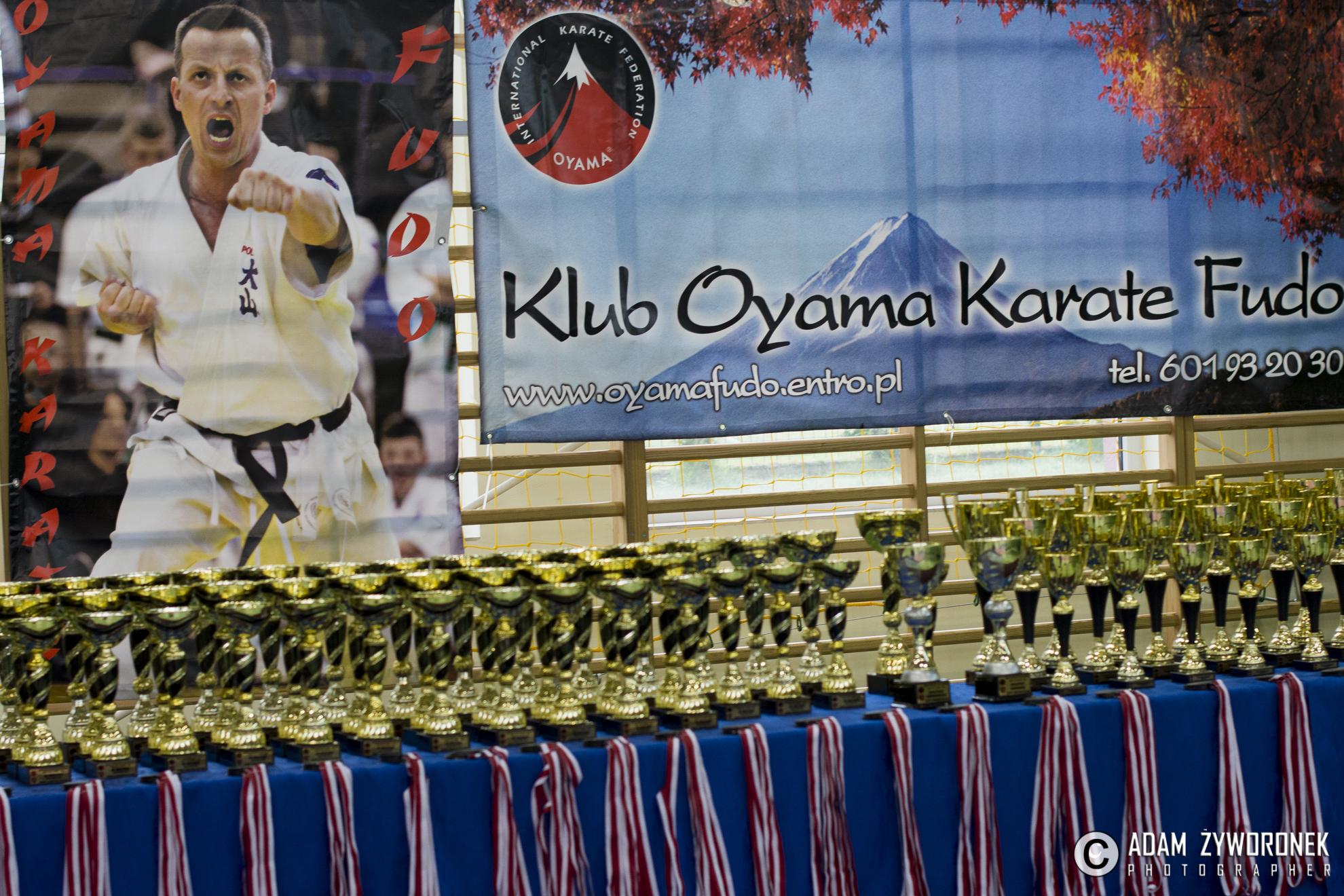 Otwarte Mistrzostwa Polski Zachodniej OYAMA PFK w Kumite i Kata cz-3