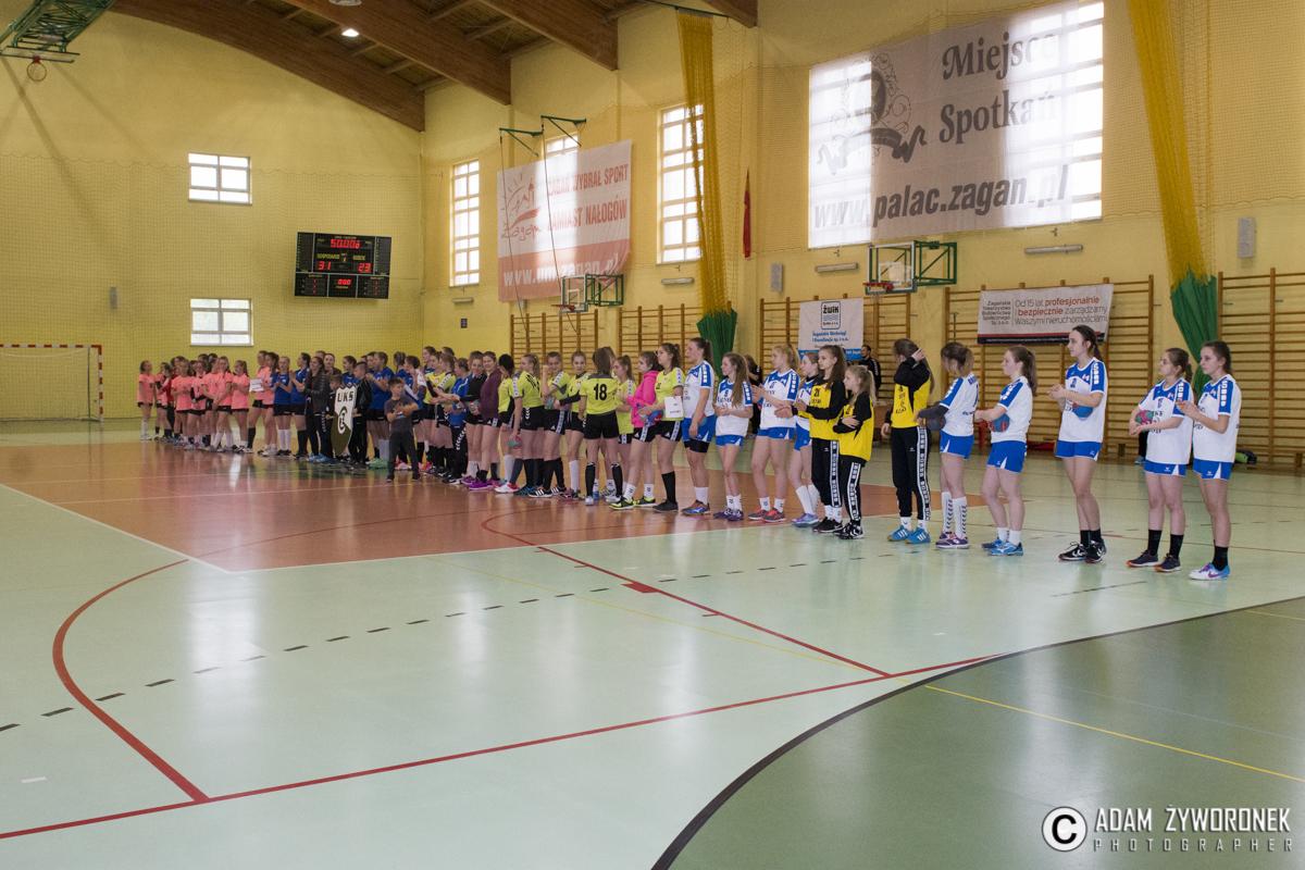 1/16  Mistrzostw Polski  ZPRP Młodziczek – mecz turniejowy 1