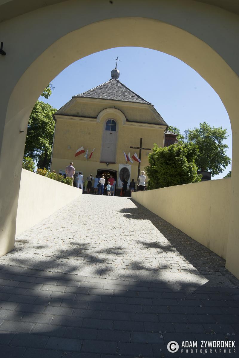 Festyn parafialny na Górce