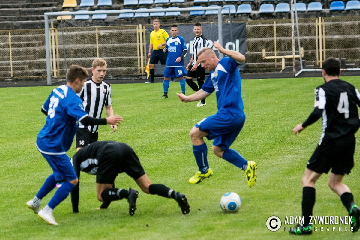 Puchar Polski: UKS Czarni ŻAGAŃ – ARKA Nowa Sól 3:0