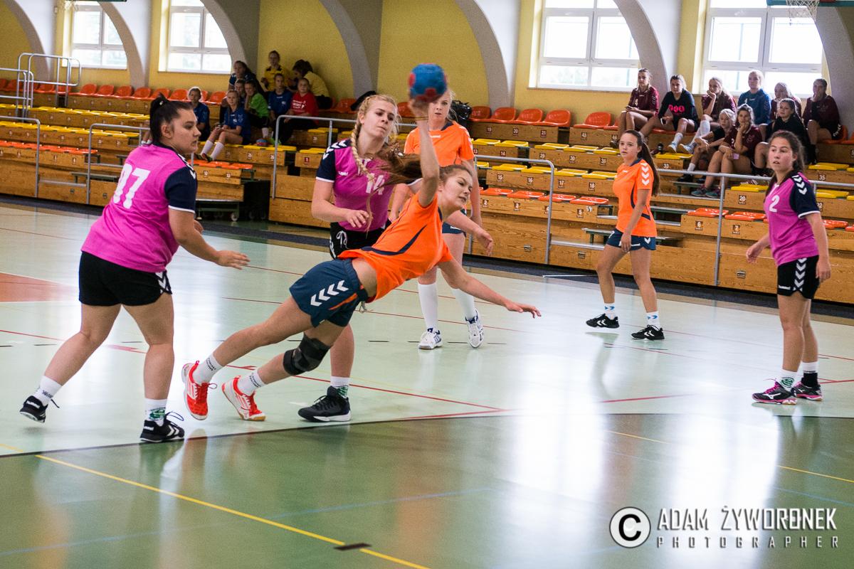 Jarmark Michała 2017-Turniej Piłki Ręcznej dziewcząt