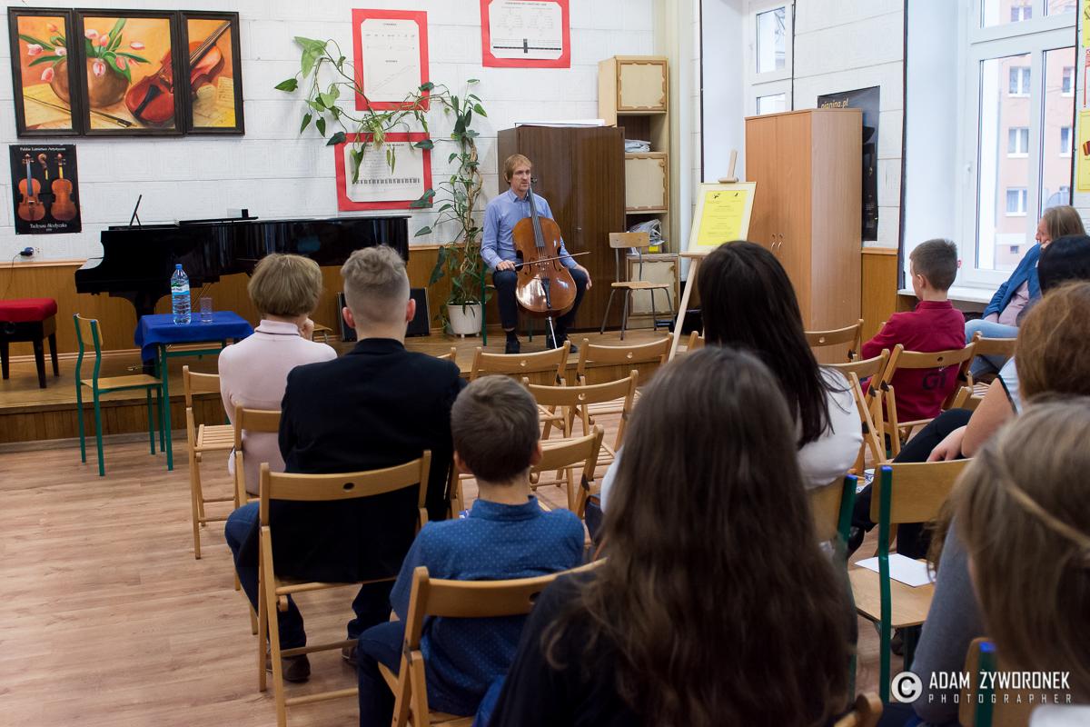 Warsztaty metodyczne w PSM  Żagań