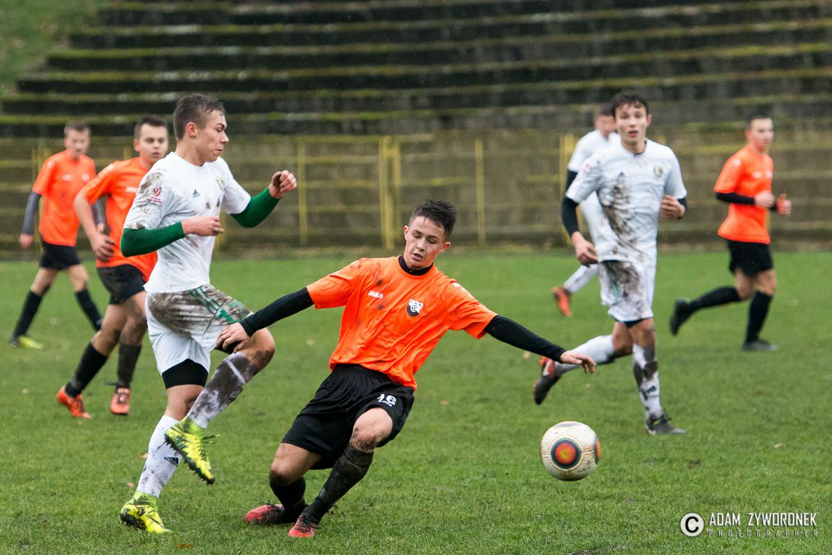 BARAŻ do CLJ U17: UKS Czarni Żagań – ŚLĄSK Wrocław 0-3