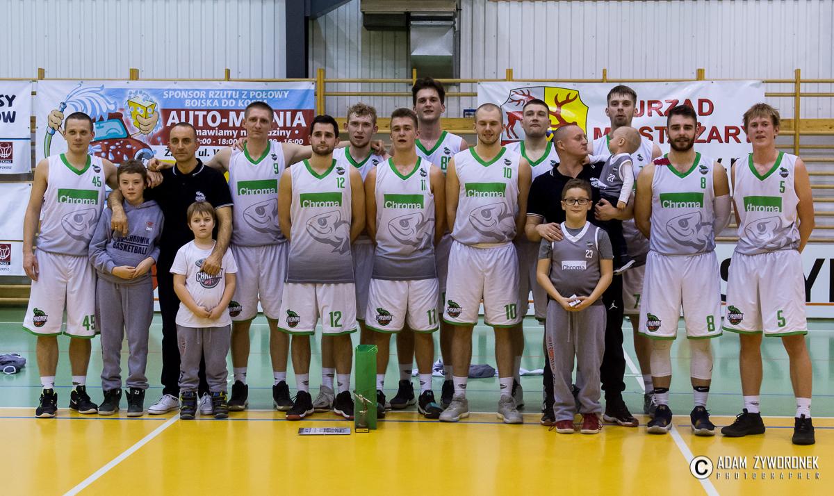 Final Four Pucharu Polski w koszykówce mężczyzn ! Chromik Żary & Niedźwiadki Hensfort Przemyśl