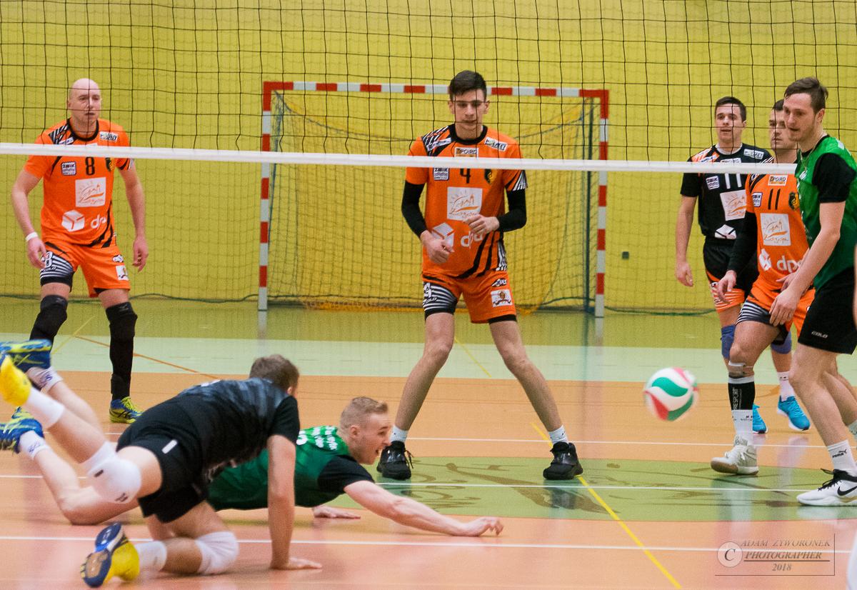 WKS Sobieski Żagań vs AZS Zielona Góra 3-0