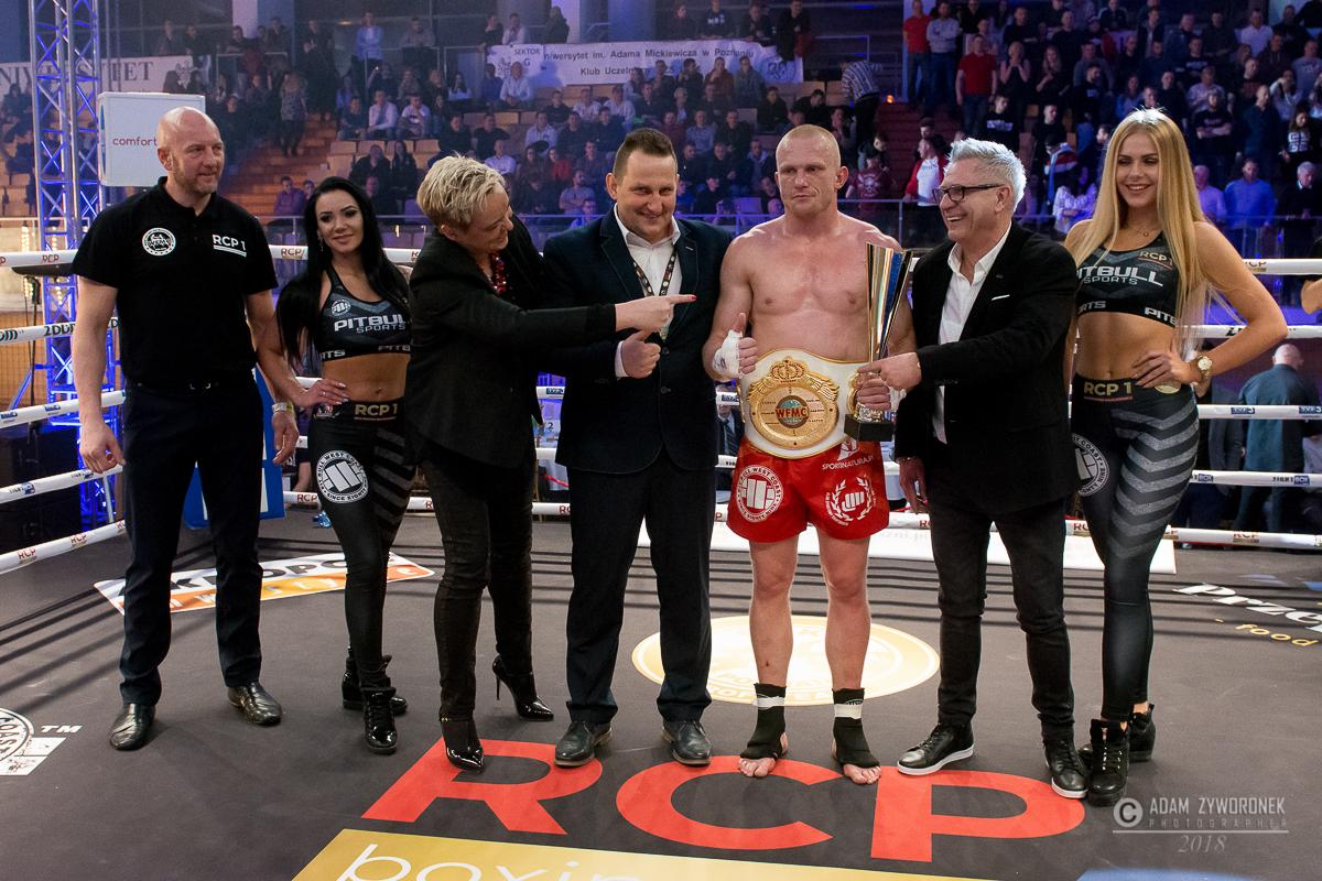 RCP 1 Gala Sportów Walki Boks&K-1 Album 3 walki wieczoru/