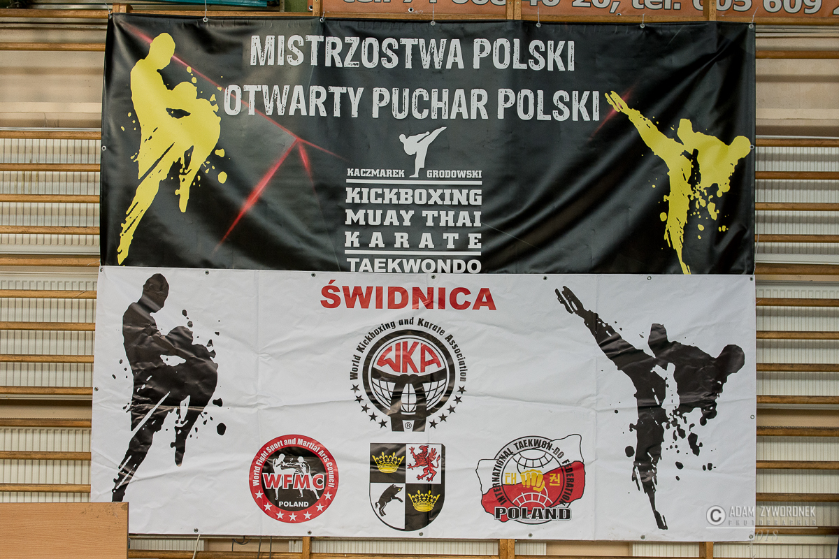 Otwarte Mistrzostwa Polski WKA WFMC Kick Boxing -album 1