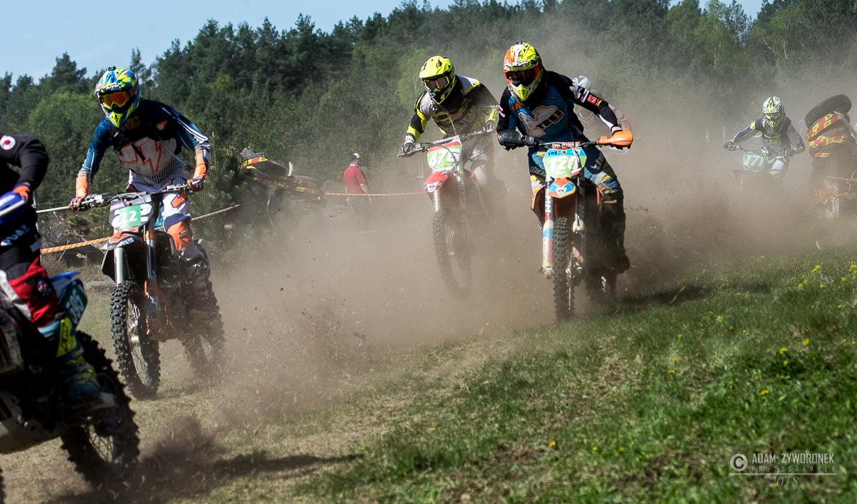 III i IV runda Mistrzostw i Pucharu Polski Cross Country motocykli i quadów.