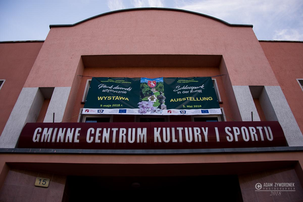 """POLSKO – NIEMIECKIE warsztaty fotograficzne i plastyczne """"Park Dworski Artystycznie"""""""