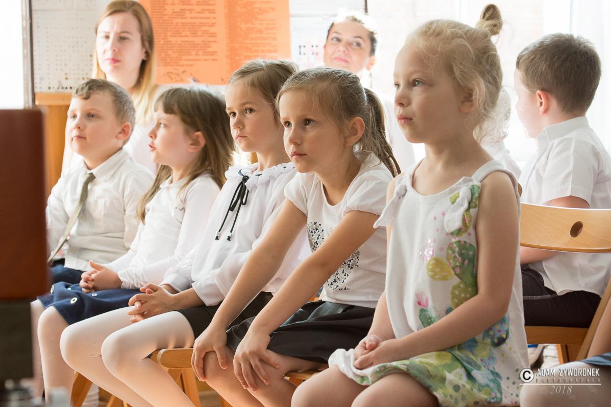 Muzyczna edukacja najmłodszych w Żaganiu.