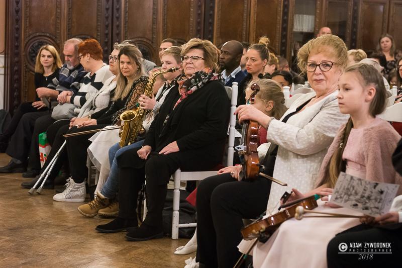 Koncert najmłodszych uczniów PSM