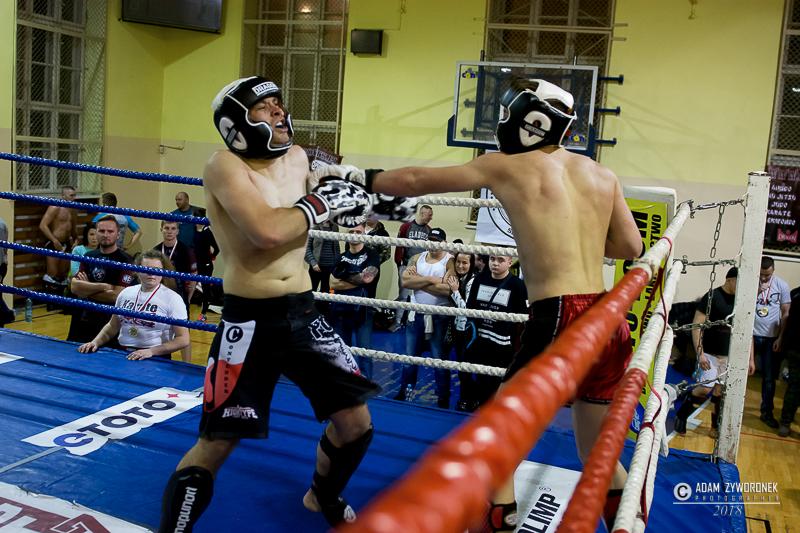 Ogólnopolski Turniej Kickboxingu w Jeleniej Górze 15.12.2018 r
