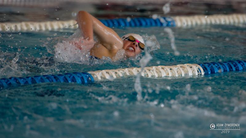 Pływacki Puchar Sprintu na Arenie w Żaganiu 17.03.2019r