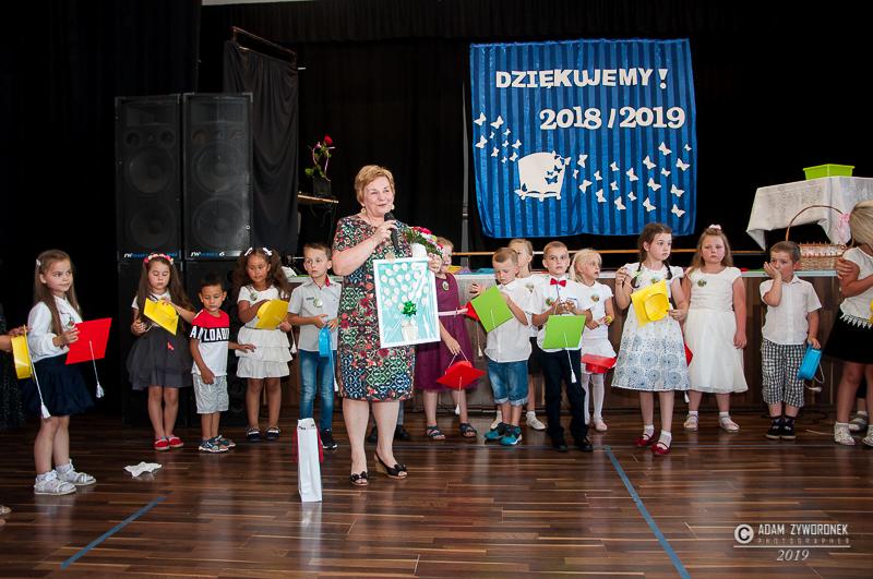 Przedszkolaki w Iłowej zakończyły swoją edukację