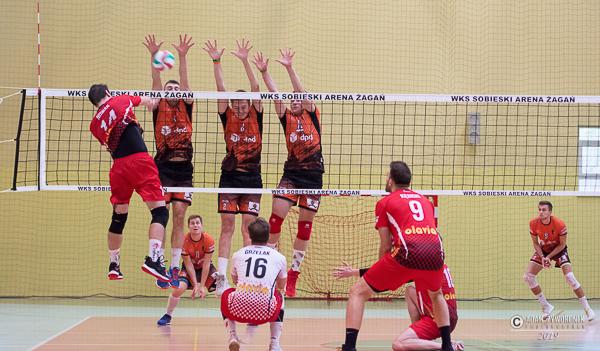 WKS Sobieski vs Olavia Oława 2:3.