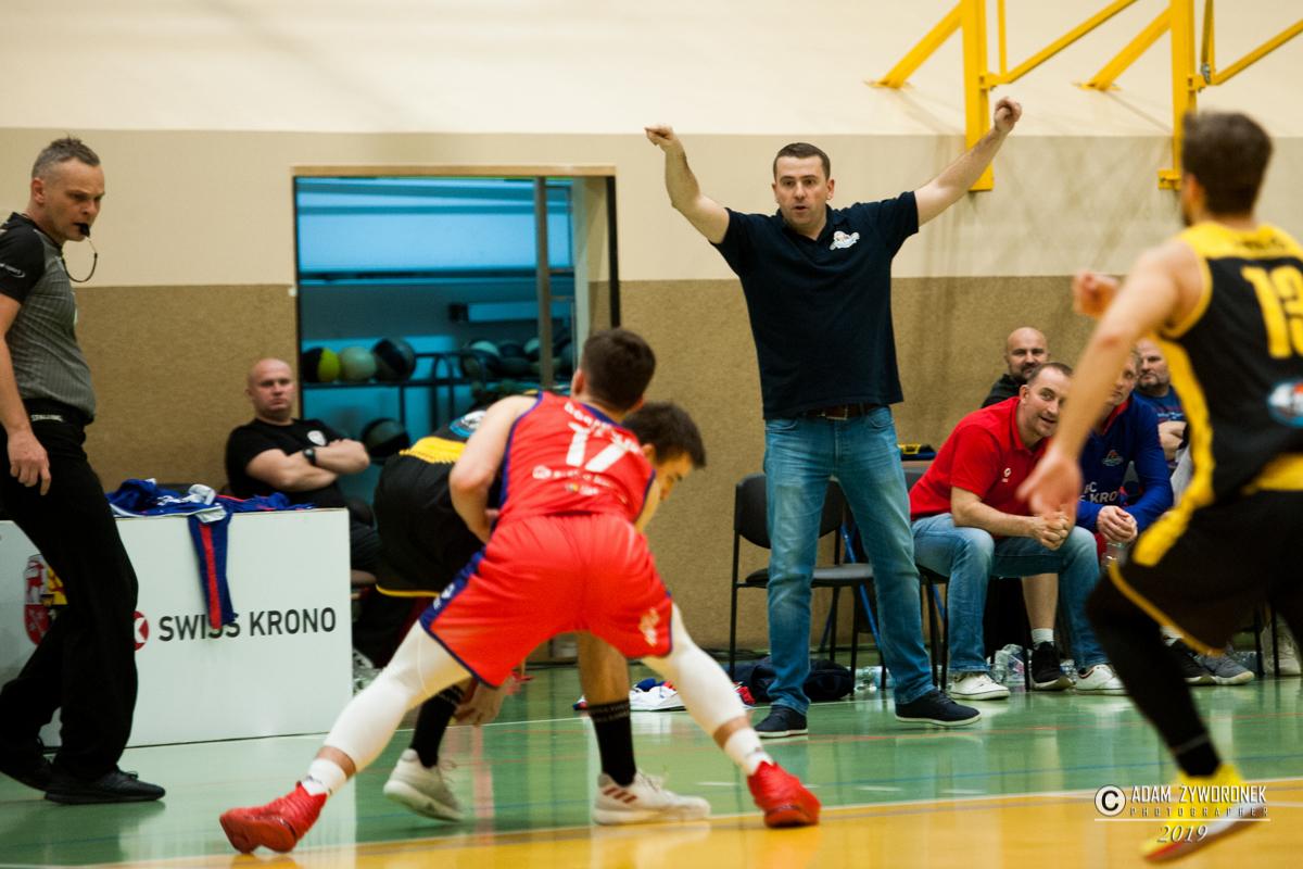 2. liga koszykówki. BC Swiss Krono-Hes Basketball Wrocław, 94:68