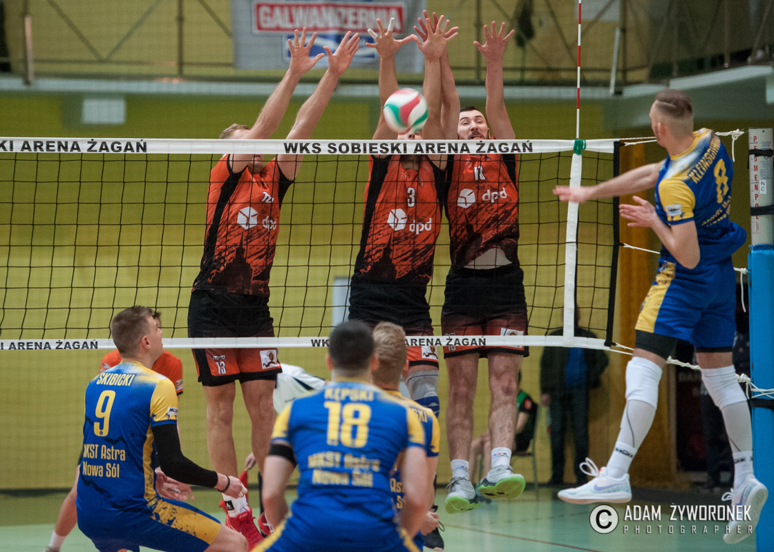 WKS Sobieski Arena Żagań – MKST Astra Nowa Sól 2-3